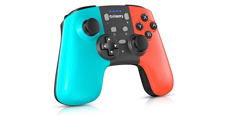 Gamory Controller für Nintendo Switch (Bluetooth) für 14,99€