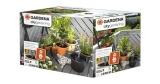 Gardena Urlaubsbewässerung mit Pumpe (Pflanzen Bewässerungssystem für den Urlaub) für 63,99€