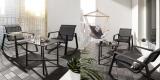 Gartenset Mandy (2 Stühle + Tisch für Garten & Balkon) für 69,30€