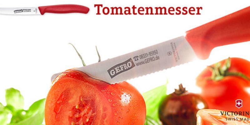 4x Gefro Victorinox Tomatenmesser für nur 11,04€