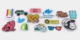 10x gestanzte Stickermule Aufkleber (personalisiert mit eigenem Logo oder Motiv) für $1 bzw. 0,82€