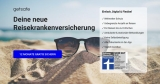 12 Monate getsafe Reisekrankenversicherung kostenlos dank 15€ Gutschein – Kündigung erforderlich