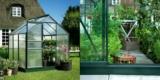 Halls Gewächshaus Popular 66 grün (1,95 x 1,93 x 2,26 m) für 347,69€