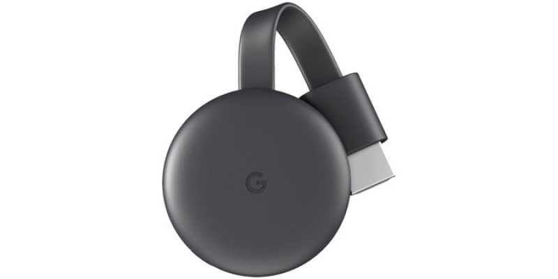 Google Chromecast 3 Streaming-Stick (3. Generation) für 27,36€