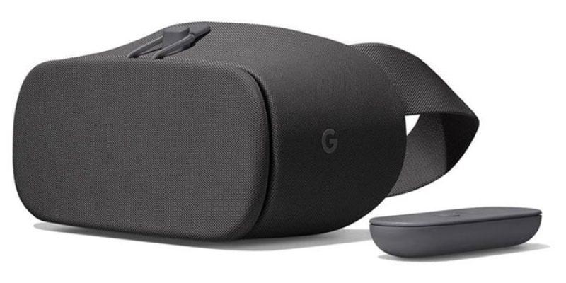 Google Daydream View Virtual Reality Brille (karbon) für 59€