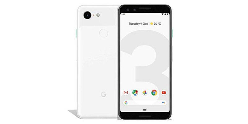 Google Pixel 3 Smartphone mit 64 GB für 575,04€