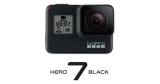GoPro Hero 7 Black (4K60, Hyper Smooth, Wasserdicht) für 188,99€ – generalüberholt
