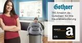 Gothaer Hausratversicherung + 35€ Amazon Gutschein Prämie!