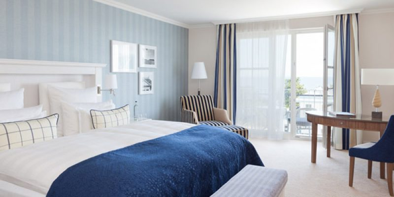 5* Steigenberger Grandhotel Heringsdorf: 2 Nächte & 2 Personen für 338€