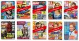Gratis Jahresabo Ihrer Wahl für Newsletter-Abonnenten (z.B. Computer Bild + DVD)