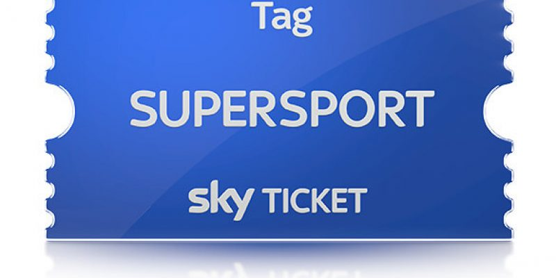 Gratis Sky Supersport Tagesticket – Champions League, Bundesliga, etc. live gucken!