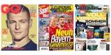 Gratis Zeitschriftenabos bei KioskPresse: Sport Bild, stern, Computer Bild mit DVD, etc.