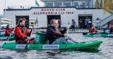 Greenkayak Aktion: 2 Std. Kostenlos Kajak fahren (z.B. Hamburg) und dabei Müll sammeln