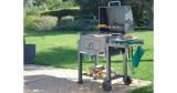 Grillmax Holzkohlegrill (baugleich Tepro Toronto) für 66,25€