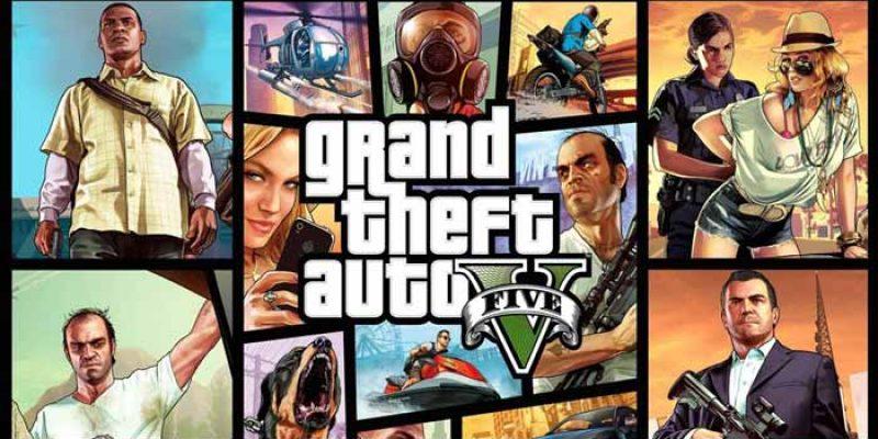 GTA 5 Premium Edition (Playstation 4) für 14,99€