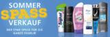 9€ Gutschein auf die Marke Unilever (Axe, Dove, Rexona, duschdas, etc.)