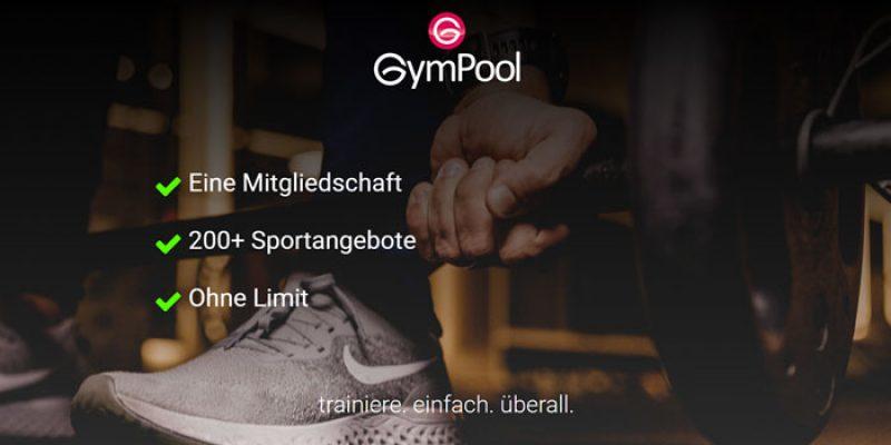 2 Wochen Gympool Mitgliedschaft kostenlos – z.B. clever fit oder Aquapark Oberhausen