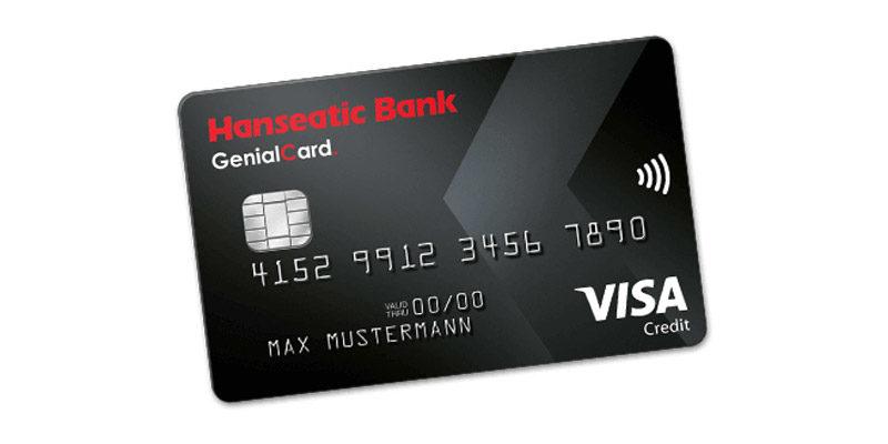 Übersicht Vor- und Nachteile Hanseatic Bank GenialCard + 30€ Startguthaben