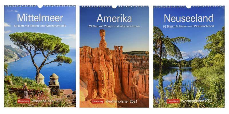 Harenberg Kalender 2021 Ausverkauf: Kalender ab 1,17€