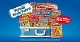 Haribo Bahn Aktion: 5€, 10€ oder 15€ Deutsche Bahn eCoupon beim Kauf von Haribo Süßigkeiten