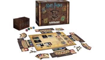 Harry Potter – Kampf um Hogwarts Gesellschaftsspiel von Kosmos für 34,11€
