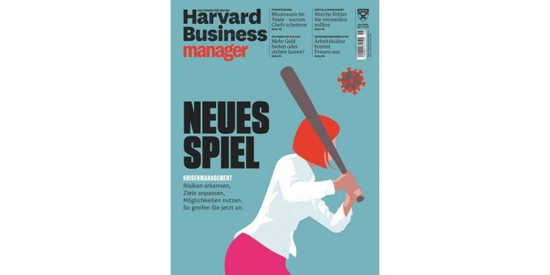 Harvard Business Manager Abo (6 Monate) für 87€ + 90€ Amazon Gutschein