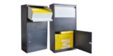 Briefkasten für Pakete: Haussmann Paketbox für Zuhause für 99€