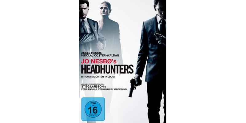 """Gratis Film: Thriller """"Headhunters"""" (2011) kostenlos in der 3sat Mediathek anschauen"""