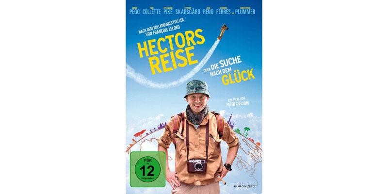 """Kostenloser Spielfilm: """"Hectors Reise oder die Suche nach dem Glück"""" für 0€ anschauen"""