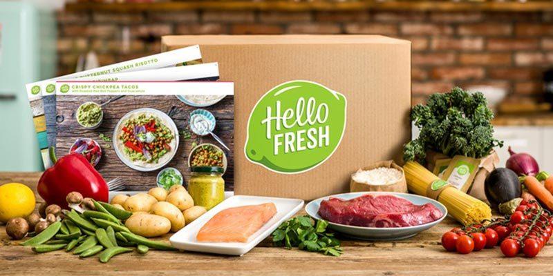 25€ HelloFresh Gutschein auf die 1. Kochbox, 15€ Gutschein auf die 2. Box & 10€ Gutschein auf die 3. und 4. Box [nur Neukunden] – 1. Box für 15,48€