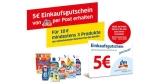 Henkel Aktion: 5€ dm Einkaufsgutschein bei Kauf von Henkel Produkten im Wert von 10€