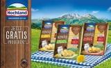 Hochland Käse (Hofkäse vollmundig-nussig, mild-cremig oder charaktervoll-würzig) gratis testen