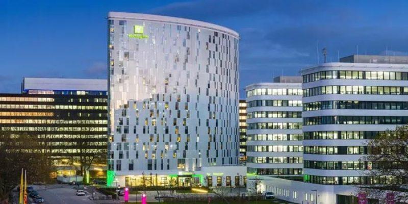 3 Nächte im Holiday Inn Hamburg City Nord für 198€