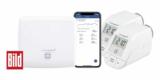 Homematic IP Starter Set Heizen (2x Heizkörper-Thermostat + Access Point) für 64,99€