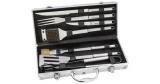 Homeware Grillbesteck (7-teilig) im Aluminiumkoffer für 12,94€
