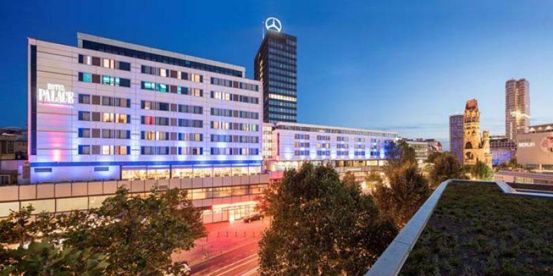2 Nächte im Hotel Palace Berlin für 2 Personen ab 198€