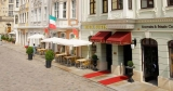 1x Nacht im Suitess Hotel Dresden an der Frauenkirche für 129€ inkl. Frühstück & Minibar