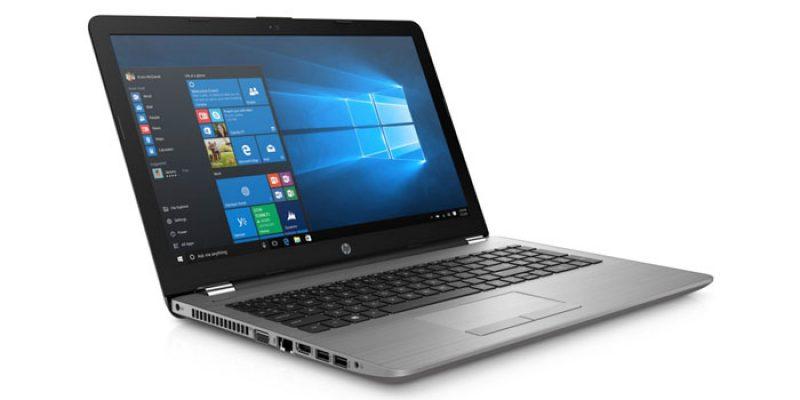 HP Notebook 255 G7 (15,6 Zoll, Ryzen 3 2200U, 8GB RAM, 512GB SSD) für 333€