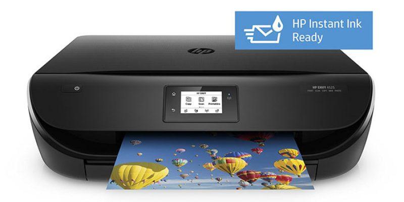 HP ENVY 4525 3in1 Multifunktionsdrucker mit WLAN für 55€