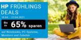 HP Frühlings Deals: Rabatt auf PCs, Notebooks, Monitore, etc.