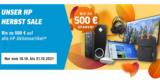 HP Herbst Sale: Rabatt auf Notebooks, Convertibles, Monitore und vieles mehr