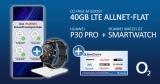 o2 Free M Bonus-Deal: Huawei P30 Pro New Edition + Watch + Waage + o2 Free M Tarif (40 GB) für 34,99€ + 130€ Amazon Gutschein