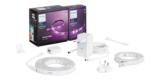 Philips Hue LightStrip+ Basis-Set (2m LED Lichtband) + 1m Erweiterung für 56,99€ + 2,99€ Versand
