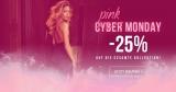 Hunkemöller Cyber Monday 2018: 25% Rabatt auf die gesamte Kollektion