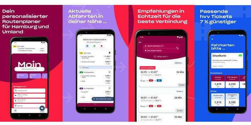 HVV Gutschein: 5€ PayPal Gutschein für die HVV App (Hamburger Verkehrsverbund)