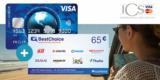 Kostenlose ICS Visa World Card Kreditkarte + 65€ BestChoice- oder Amazon Gutschein