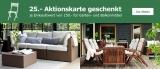 IKEA Gartenmöbel & Balkonmöbel kaufen + 25€ IKEA Aktionskarte geschenkt!