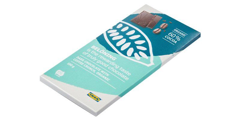IKEA: Gratis Tafel Belöning Schokolade für Family Mitglieder