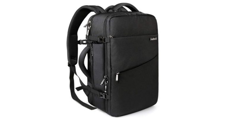 Inateck Reiserucksack 40 Liter (für 15,6 – 17 Zoll Laptops) für 32,89€