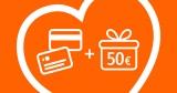ING Girokonto (kostenlos ab 700€ Geldeingang) mit Kreditkarte + 50€ Startguthaben
